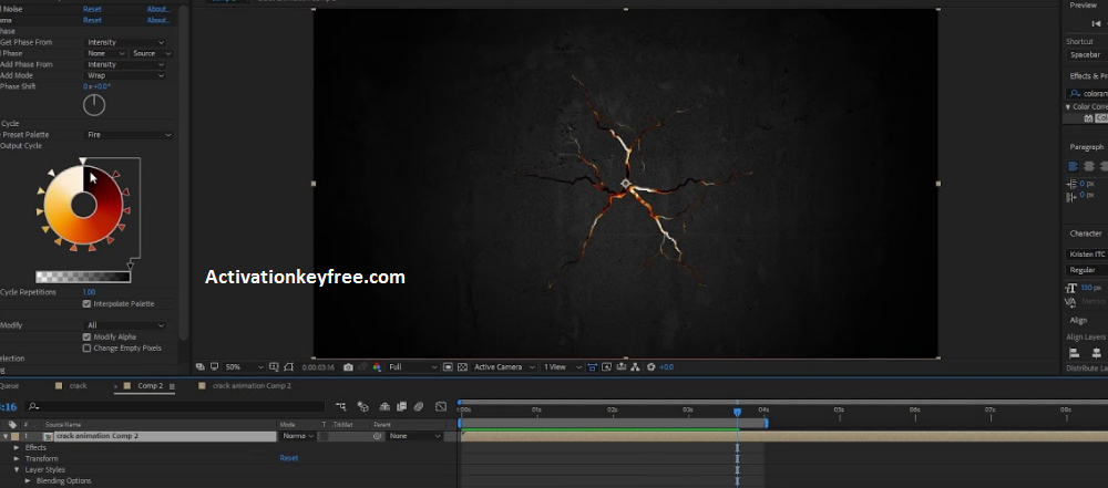 Adobe After Effects CC Key