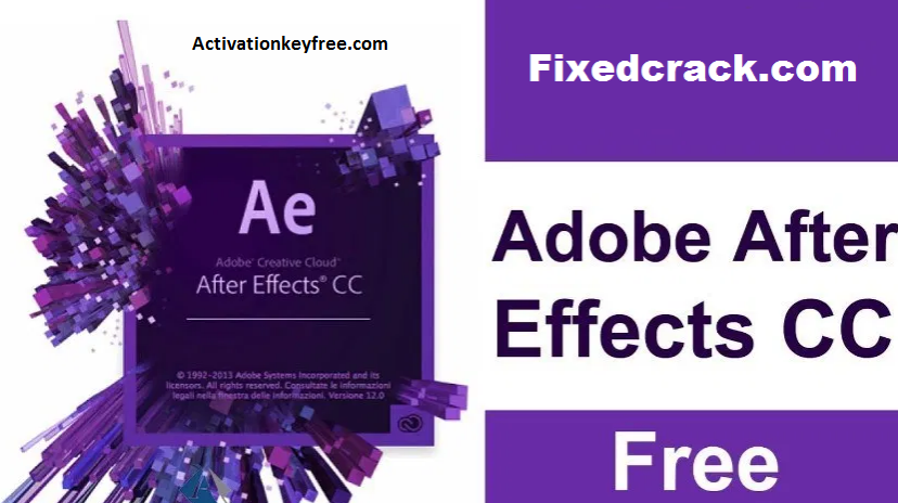 Adobe After Effects CC 2021 Build 18.2.1 Crack With Keygen Full Version Here