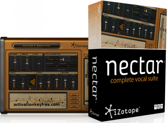 IZotope Nectar 3.3.0 Crack With Torrent Latest Version Download