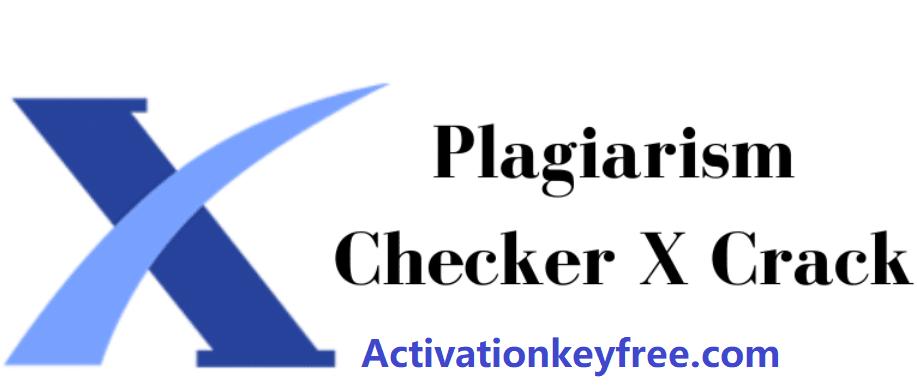 plagiarism crack