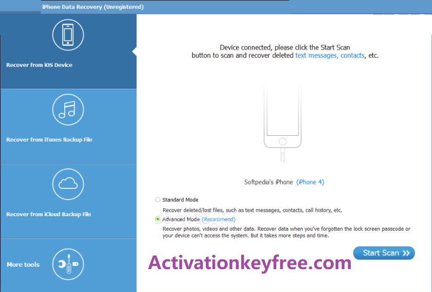 apeaksoft iphone data recovery crack