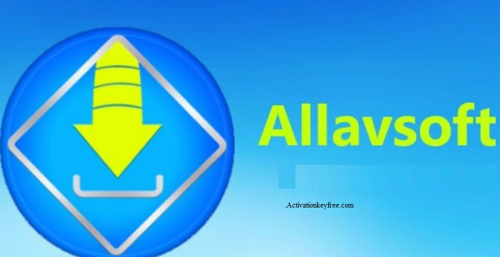 Allavsoft 3.23.8.7948 Crack + Keygen New Version Download
