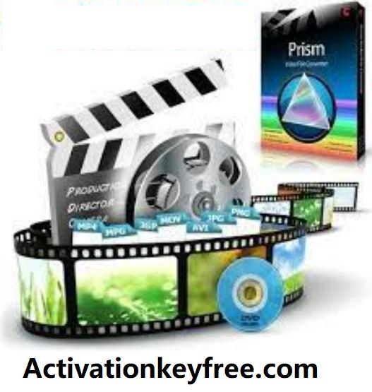 Prism Video File Converter 7.43 Crack 2021 + Serial Key Download