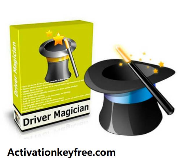 Driver Magician 5.7 Crack 2021 + Serial Key Full Download Here